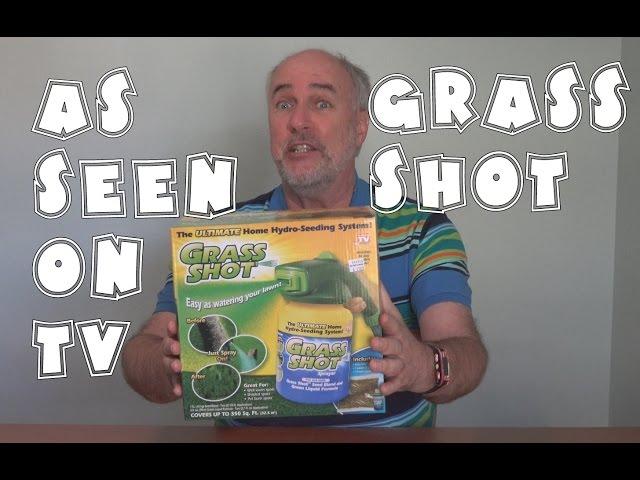 Видео Grass Shot