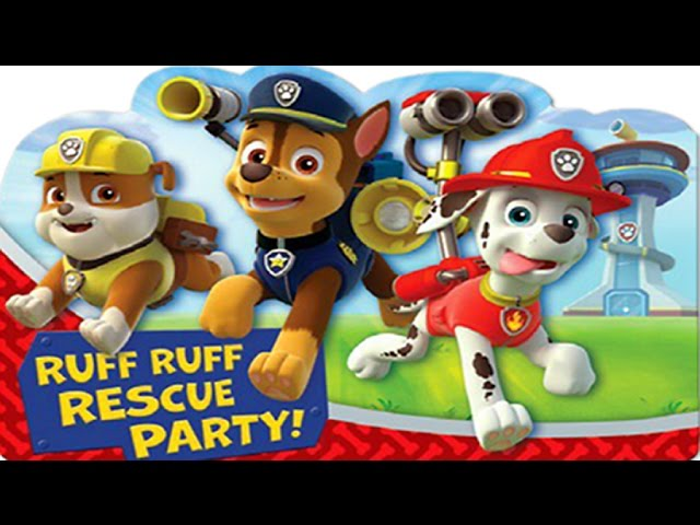Paw-patrol-party-time