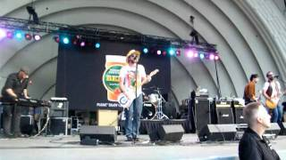 "The Trews ~ ""Burning Wheels"" live at the Toronto Beerfest 2011"