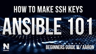 How to make SSH keys for Ansible & check_by_ssh