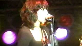 Joan Jett - Backlash (Live)