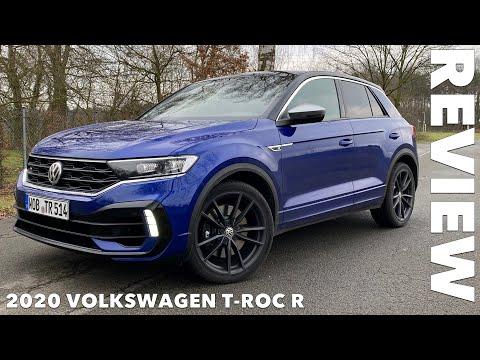 2020 VW T-Roc R Fahrbericht Review Test Probefahrt Akrapovic Anlage Sound Check 0-100 Beschleunigung