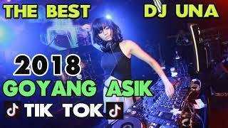 PALING ENAK DJ UNA GOYANG TIK TOK AKIMILAKU – DJ BREAKBEAT SLOW REMIX VIRAL 2018