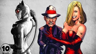 Top 10 Most Dangerous Inmates In Arkham Asylum - Part 3