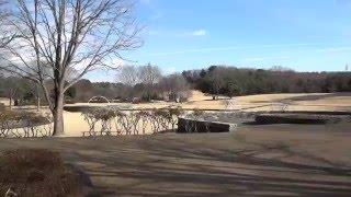 栃木県那須塩原市那須野が原公園2016年1月放射線測定