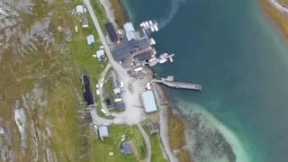 Русские рыболовные базы в норвегии