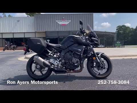 2019 Yamaha MT-10 in Greenville, North Carolina - Video 1