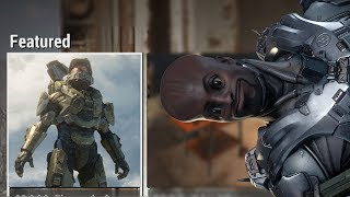 Halo 5 In Fallout 4 Mod...Apart From It