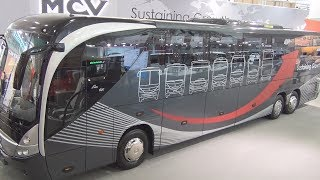 Mercedes-Benz MCV 600 Bus Exterior and Interior