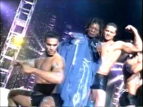 """Martha Wash and Whoppi Goldberg: """"It's Raining Men"""" (2003) LIVE"""