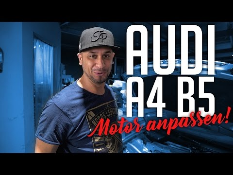 JP Performance - Audi A4 B5 | Motor anpassen!
