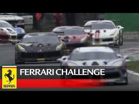Ferrari Challenge NA 2018 - Race1 - Finali Mondiali at Monza
