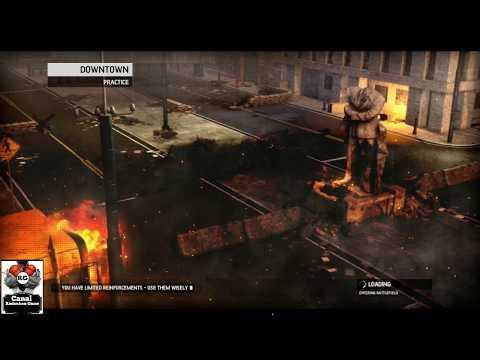 Warfare Online 01