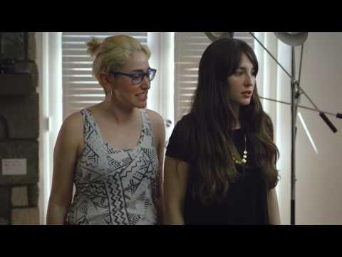 NEW NEIGHBOR ft. Meghan Tonjes / Gaby & Allison