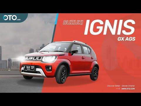 Suzuki Ignis GX AGS | Minim Ubahan, Makin Sporty | OTO.com