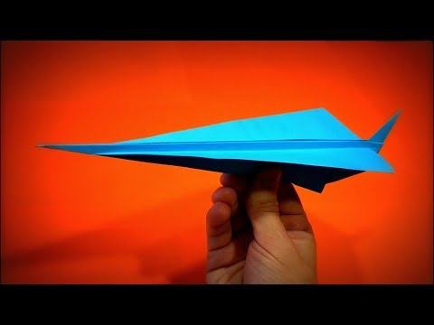 Download How To Make Paper Airplane Lightning Diy Easy Origami Art