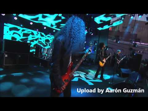 Alice in Chains - Performs Hollow / Jimmy Kimmel Live!