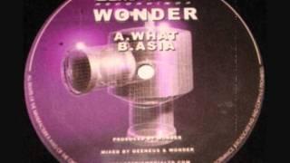 Dj Wonder - What (aka. Dizzee Rascal - Respect Me)