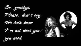 Charice - I Will Always Love You / with lyrics on screen