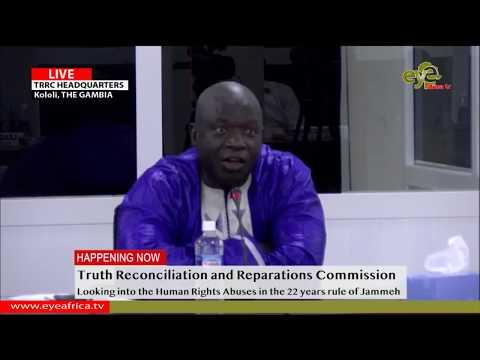TRRC TODAY'S SITTING January 24, 2019 PART 1 (видео)