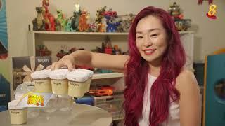 《新加坡制造》3月7日:从育婴经验找点子  本地妈妈发明新式奶瓶