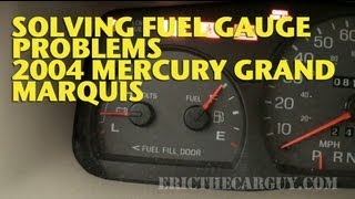 mercury grand marquis 2006 troubleshooting