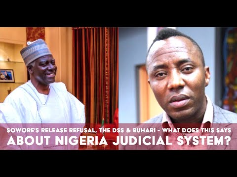 Sowore Still Detained Days After Bail, What Does Say About Nigeria Judicial System?