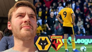GONE IN 60 SECONDS! Wolves Vs Watford Matchday Vlog