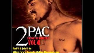 2pac - Uppercut (feat hitman da mence kakaveli remix)