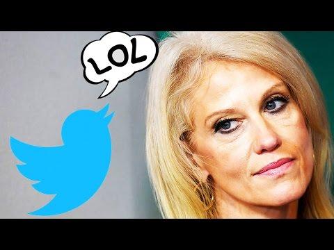 Twitter Mocks Kellyanne Conway For Tweet