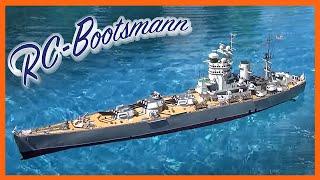 Schiffsmodell Treffen in Schleiz 2019