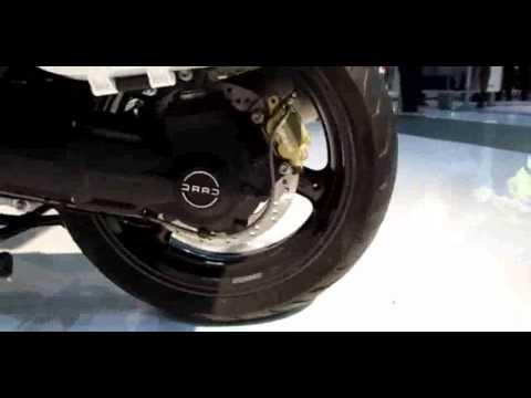 2014 Moto Guzzi Norge GT 8V Walkaround