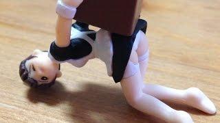 ガチャメイドMパンダの穴タカラトミーアーツ動画GachaponMaidMHoleofPandaTakaraTomyArts