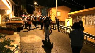 preview picture of video 'Banda Escolar de Yauco - Las Dianas 2015'