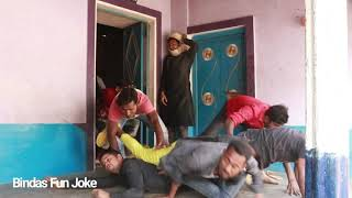 FUNNY video | Bindas Fun Joke