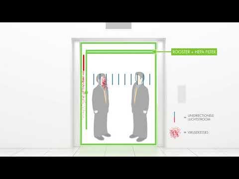 Eleminair: gezonde lucht in de lift