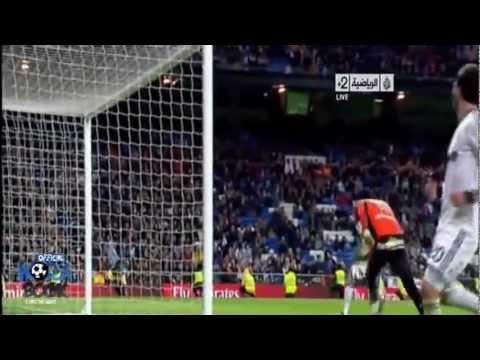 أهداف ريال مدريد 5-2 ريال مايوركا [16/3/2013] ايمن جادة