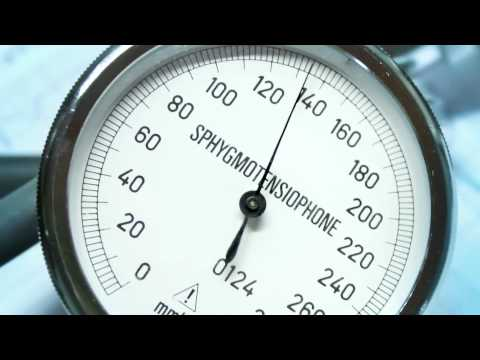 Jak mierzyć ciśnienie krwi mechaniczny tonometr wideo