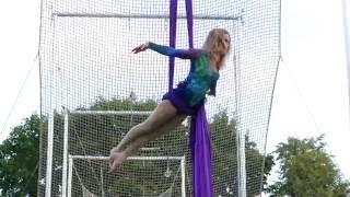 Фестиваль Воздушной Гимнастики Трапеция Yota 2016 - 7 - 4K LX100