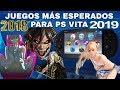 Los Juegos M s Esperados Para Playstation Vita 2018 201