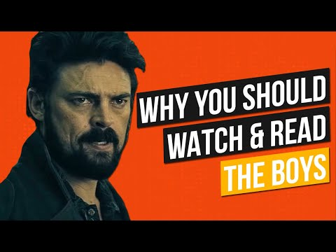 Why You Should Read (and watch!) The Boys