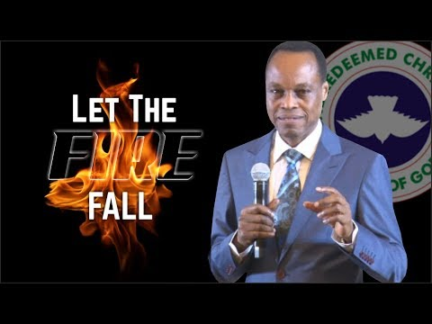 Pastor J.F Odesola Sermon @ RCCG Middle East Region 2018 CONVENTION
