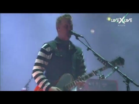 Queens of the Stone Age - Fairweather Friends - Live Rock in Rio Brasil 2015