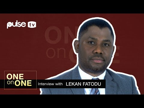 One On One: Lekan Fatodu speaks about Sahara reporters demanding a bribe from him