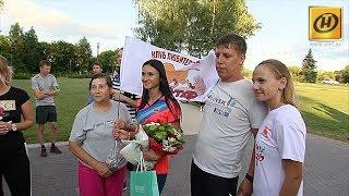 Чемпионка Европы по легкой атлетике Ольга Мазуренок о победах и славе