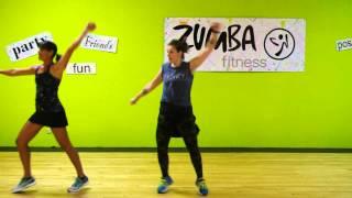 "Zumba® Fitness Choreography to ""Dessert"" by Dawin"