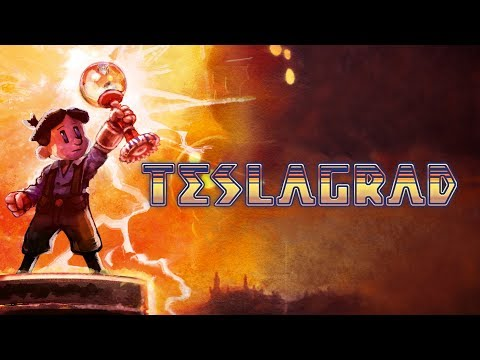 Teslagrad : Teslagrad - Nintendo Switch Trailer