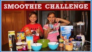 SMOOTHIE CHALLENGE - KIDS EDITION