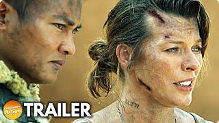 MONSTER HUNTER (2020) International Trailer | Tony Jaa Action Fantasy Movie