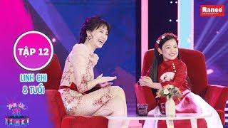 """Biệt Tài Tí Hon 2   Tập 12: """"MC Trấn Thành phiên bản nhí"""" khiến Hari Won """"cười lộn ruột"""""""